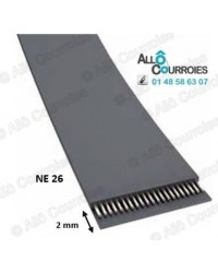 NE26 Longueur 710mm
