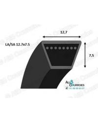 Courroie trapézoidale Kevlar LA212
