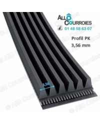 Courroie profil PK 813 K 6