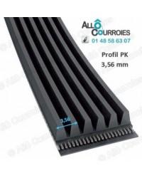 Courroie profil PK 736 K 6