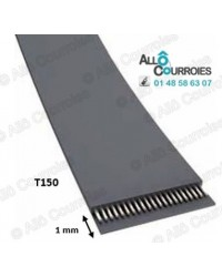 Courroie plate Habasit Type F-2 836 x 15 x 1.8mm