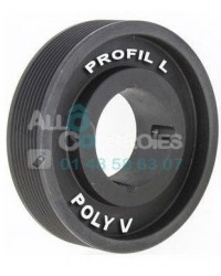 Poulies Poly-V PYB080L6