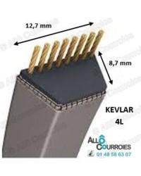 Courroie trapézoidale Kevlar 4L1170
