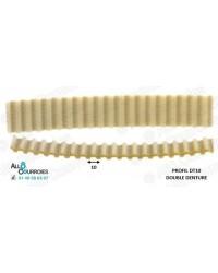 Courroie Double Dentée 1000 DT10-16