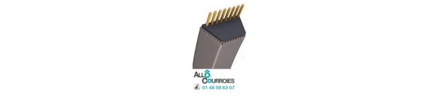 Vente de Courroie trapézoidale Kevlar (3L, 4L, 5L)| Allocourroies.com
