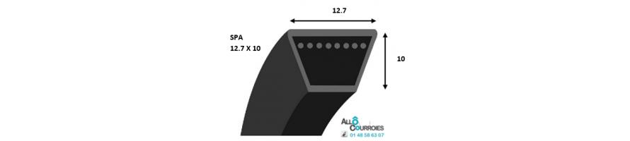 Profil SPA 12.7x10m