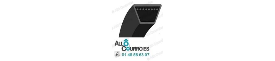 Courroie Trapezoidale | Allocourroies.com
